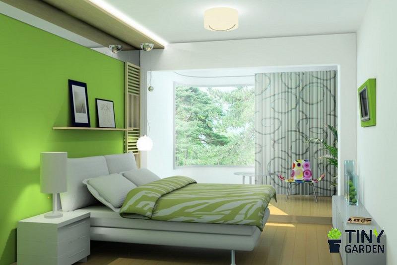 Thiết kế nội thất phòng ngủ cho người mệnh Mộc